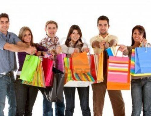 Shopaholism, the Secret Sickness