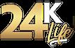 Derick Gant- 24K Life Logo