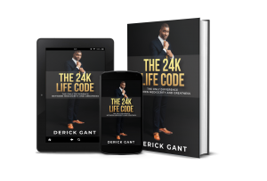 This is a book on leveling up your life code