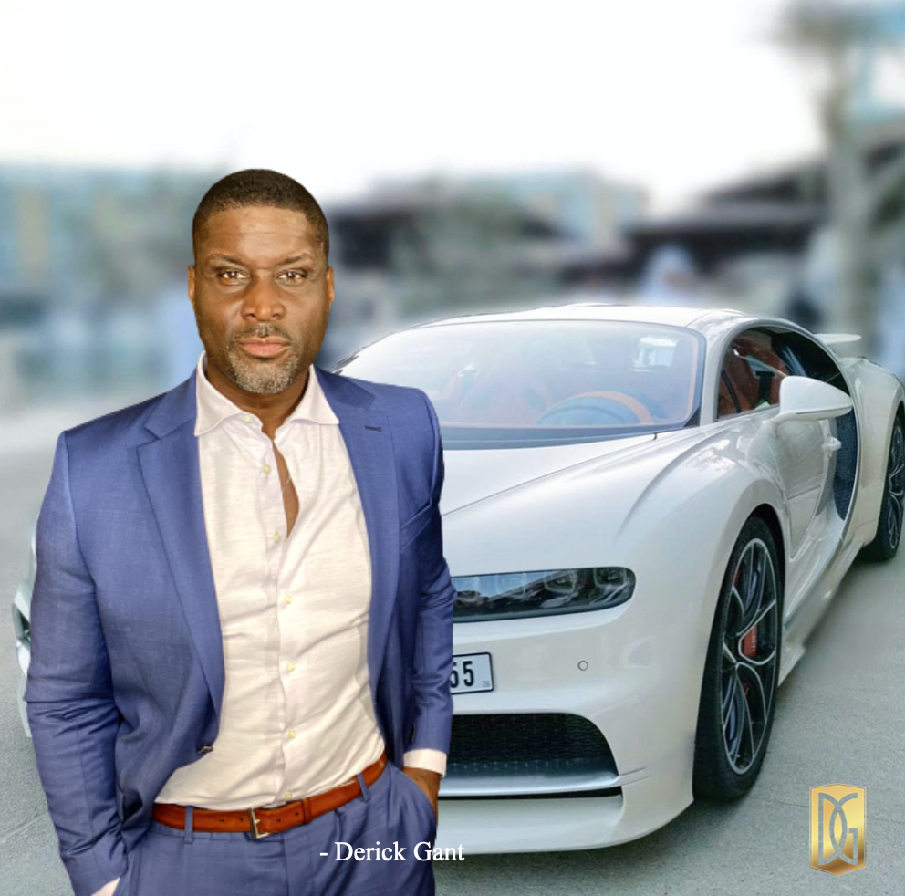 Derick Gant The 24K Money Coach